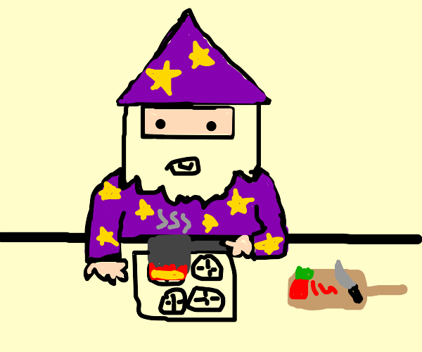 Cooking wizard