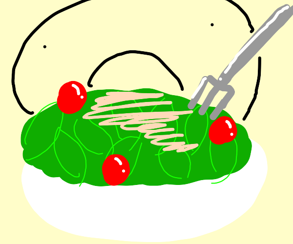 Salad speed draw