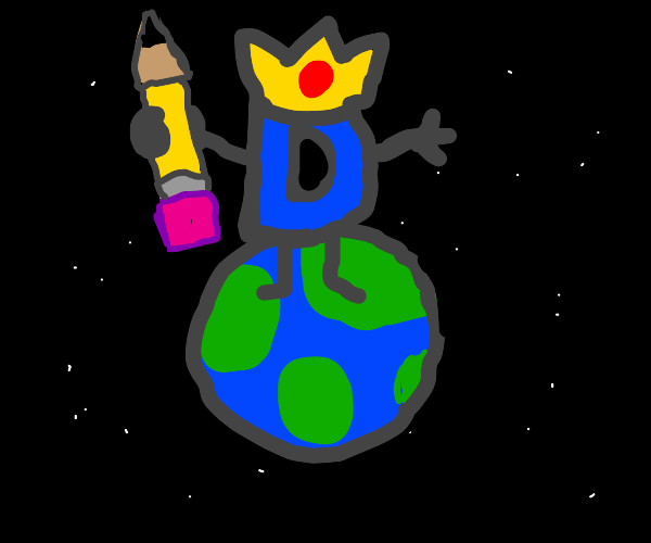 Drawception takes over the World