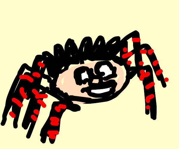 Dennis the Menace is a Spider