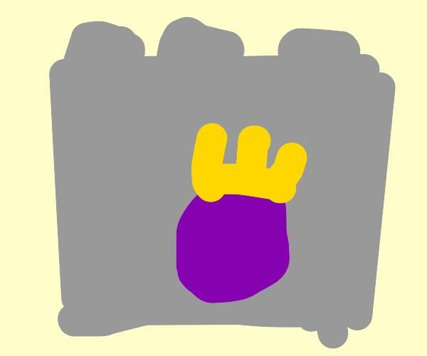 Grape in a Castle