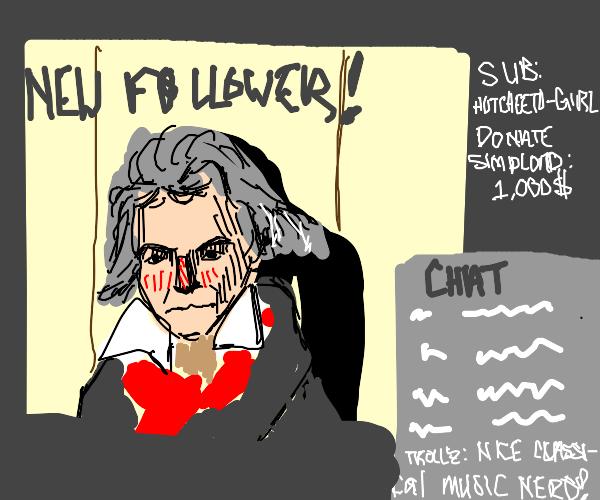 Beethoven Livestreamer