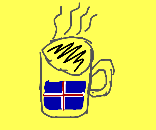 Coffee from Iceland