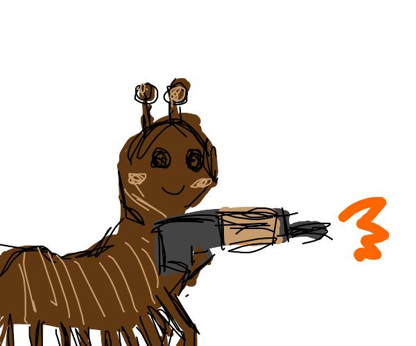 Centipede Shooting