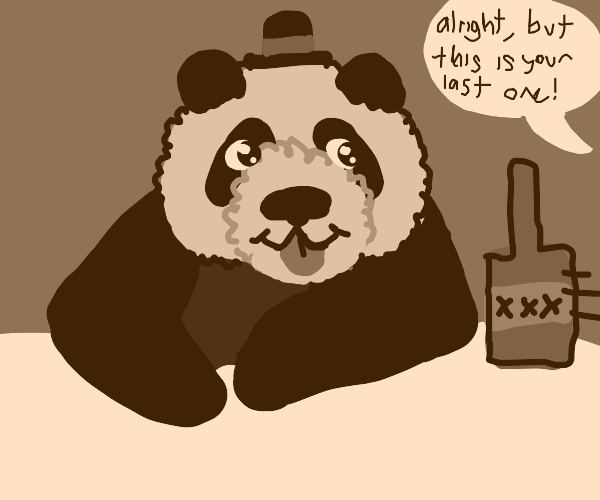 dapper panda