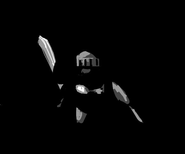 Knight in the Dark