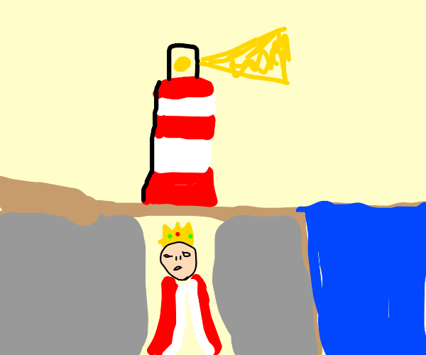 Rorin, The King Under The Lighthouse