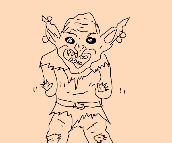 small hands goblin