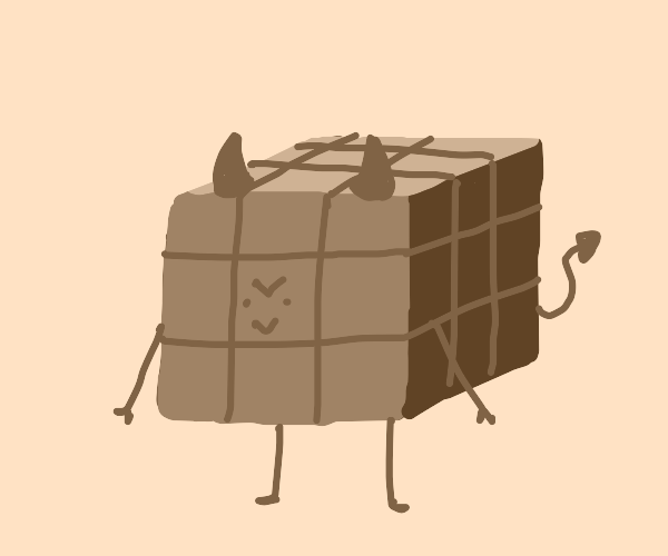 Rubik's Cube Demon