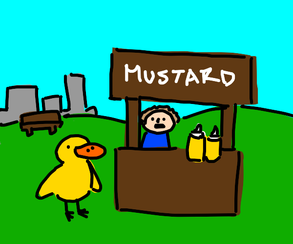 Store that only sells mustard
