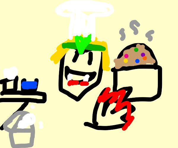 Vampire Baker