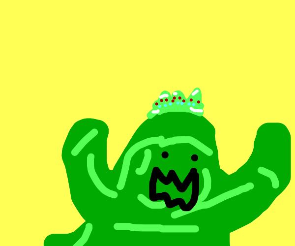 green king blob