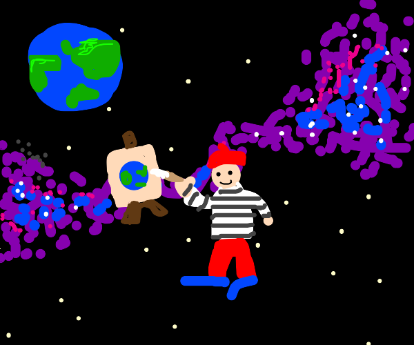 Artist in Space