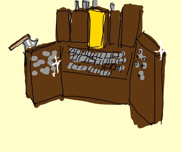 Robust Pipe Organ