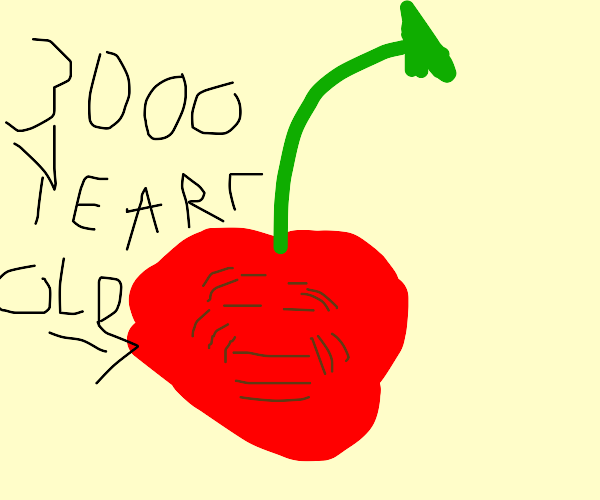 Cherry from the Year 3000
