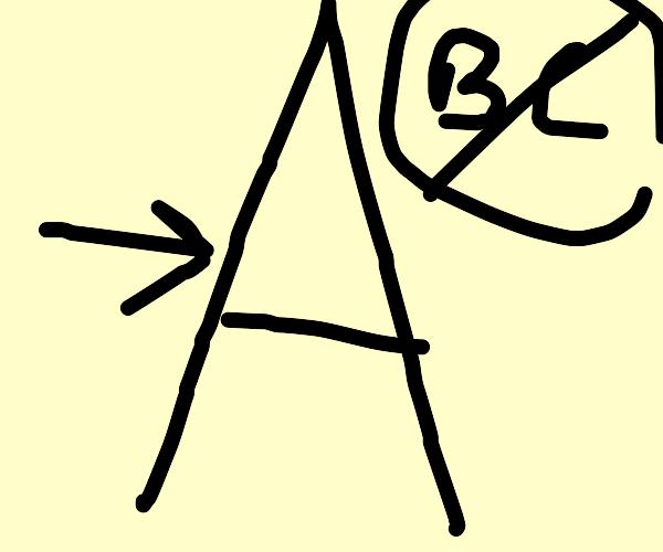 Jumbo Letter