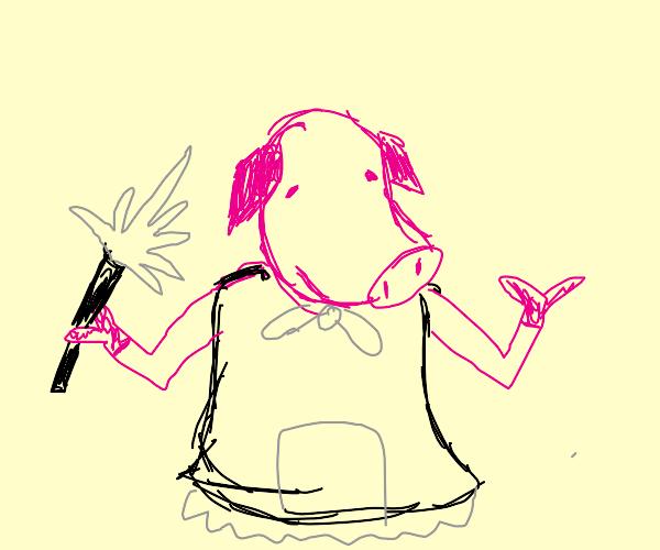Piglet Maid