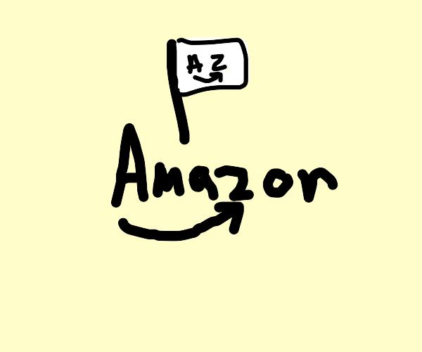 Flag on Amazon