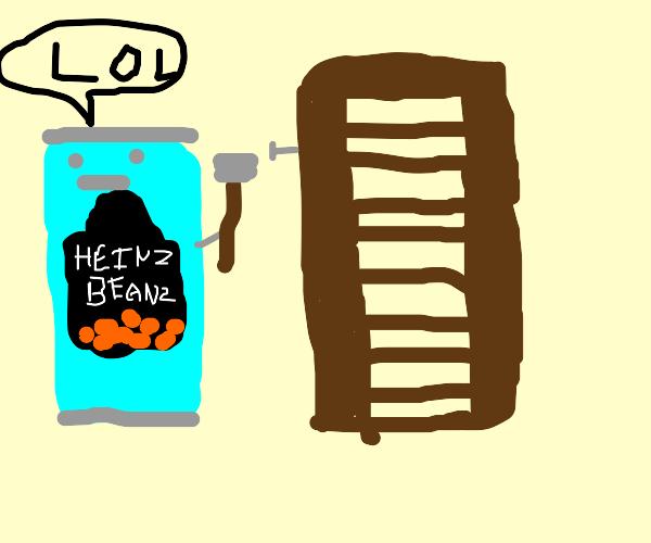funny bean building