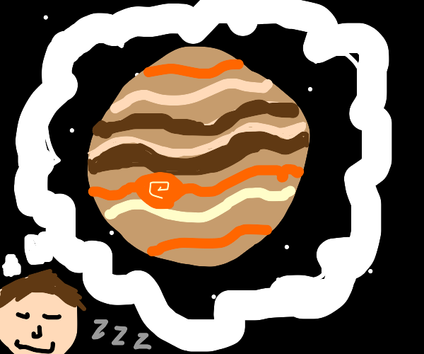 Jupiter from your Dreams