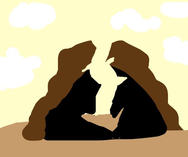 Broken Cave