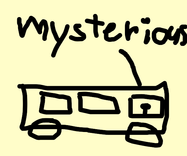 Mysterious Bus Driver