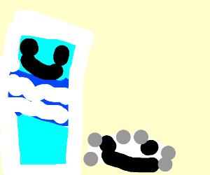 Bottle Cap Cashier