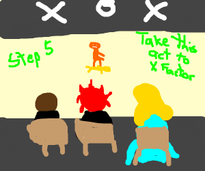 Step 4 do a fortnite dance on your child