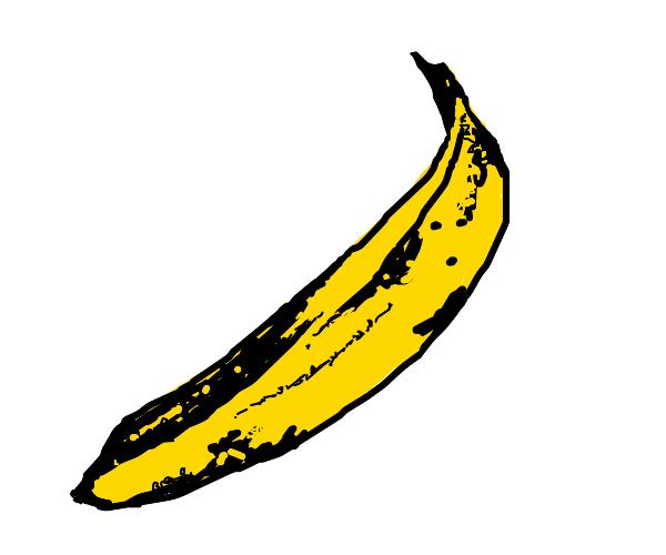 Banana painting