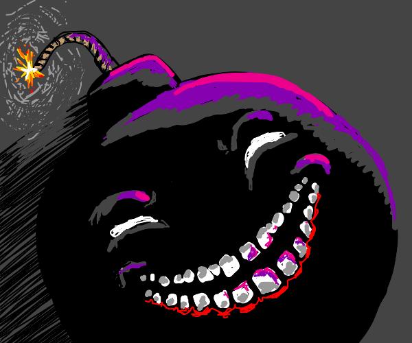 Smiling Bomb