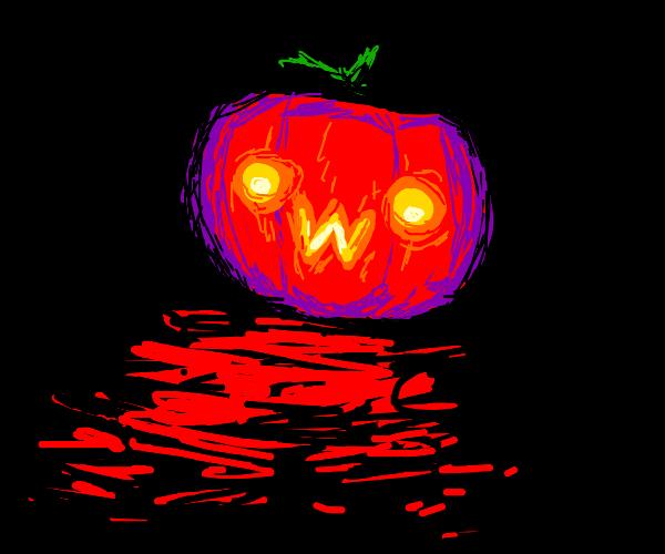 owo jack-o-lantern