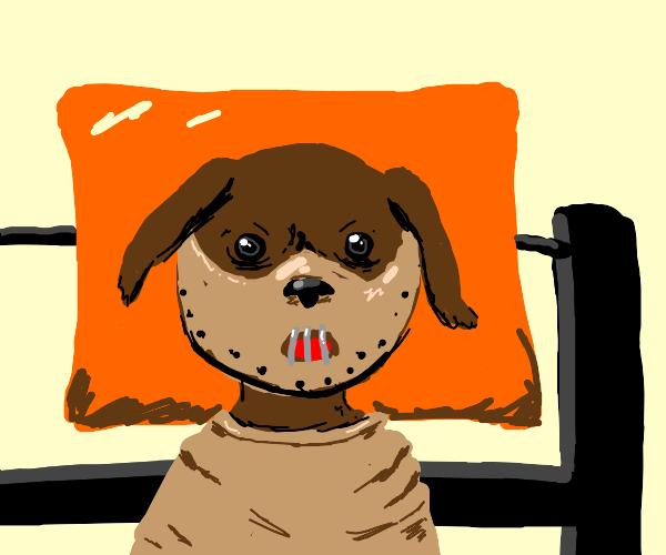 Hannibal Lector's dog.