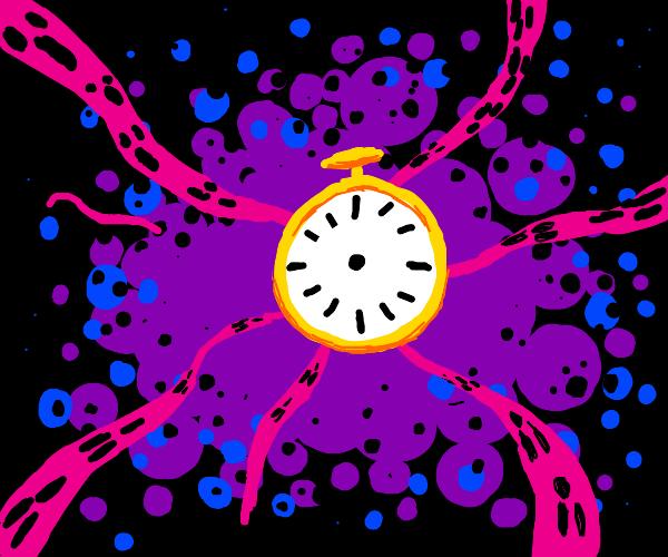 the time! the TIMEEEEEE!