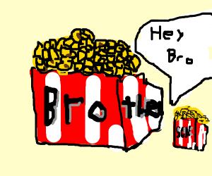 BROTHER POPCORN