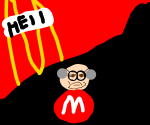 Danny Devito Goes to Hell for being an M&M