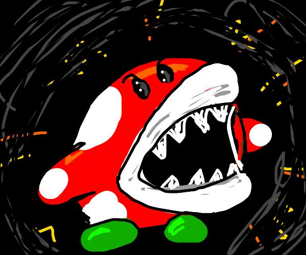 Piranha Plant Kirby