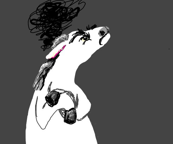 seething pony