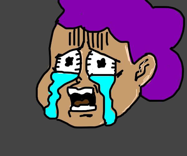 Mineta (derogatory) crying as he should