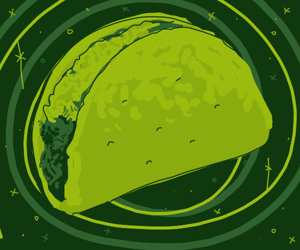 Taco in space