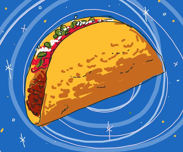 glorious magical taco