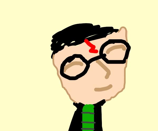 Slytherin Harry Potter