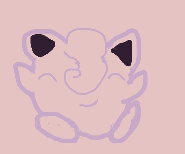 Jigglypuff bein cute