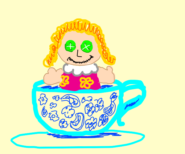 Doll in a Teacup