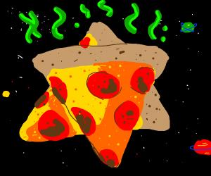 Stinky Pizza Star
