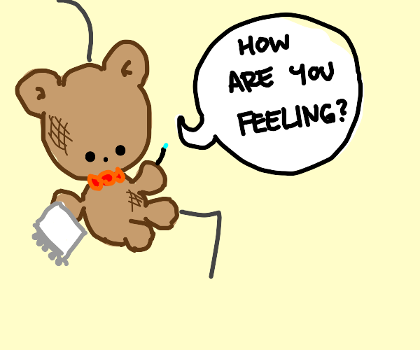Bear therapist