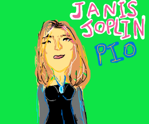 Janis Joplin PIO