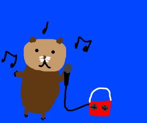 Otter Singer