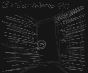 3 color challenge PIO (I can only do 2 :( )