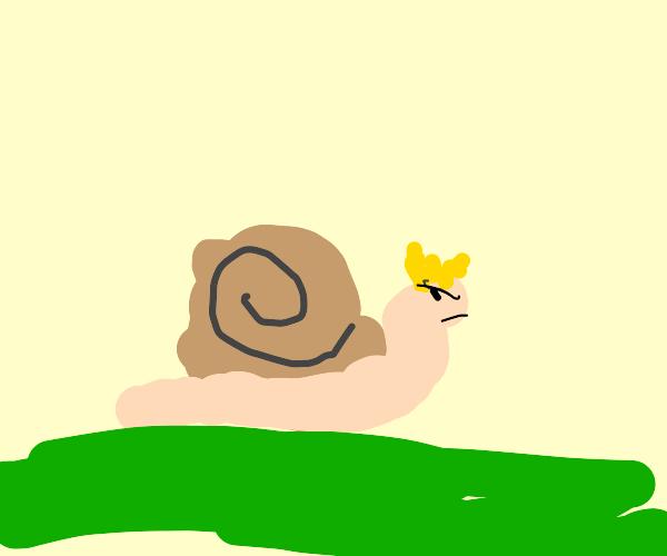 evil snail king