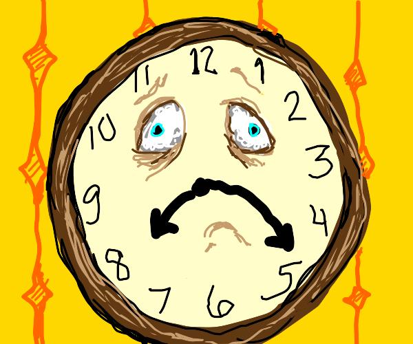 Sad O'clock